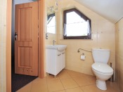 Atol 2 ,poddasze- łazienka