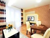 Komfortowy dwupokojowy apartament w Krynicy Morskiej