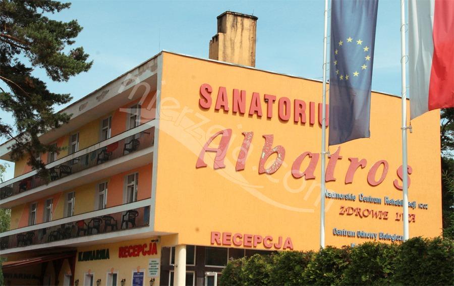 SANATORIUM ALBATROS