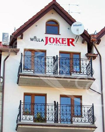 Willa Joker Jan Romaniuk